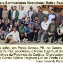 Retiro dos Padres Vicentinos da Província de Curitiba.