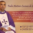 Falece pároco da Paróquia São Bernardo de Claraval Publicado