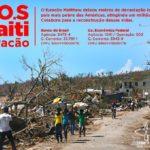 CNBB e Cáritas lançam campanha SOS Haiti