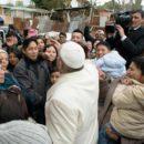 """Papa Francisco institui """"Dia Mundial dos Pobres"""""""