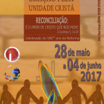 Celebrar pela Reconciliação dos Cristãos