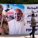 Papa jamais pensou renunciar viagem ao Egito