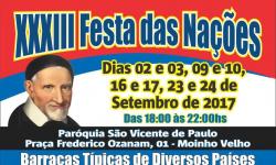 Festa das Nações 2017