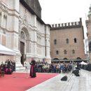Bolonha: o Angelus do Papa com os trabalhadores