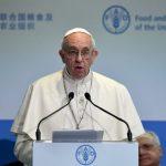 No Dia Mundial da Alimentação, Papa visita sede da FAO em Roma