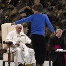 """Papa na Audiência Geral: Decálogo é a """"radiografia"""" de Cristo"""